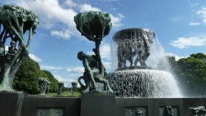Vigelandsparken_fontene